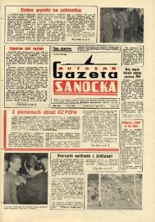 "Gazeta Sanocka ""Autosan"", 1981, nr 21"