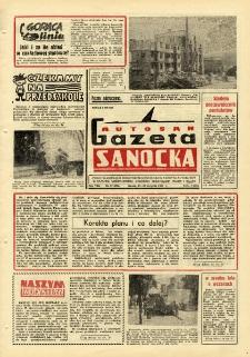 "Gazeta Sanocka ""Autosan"", 1981, nr 23"