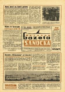 "Gazeta Sanocka ""Autosan"", 1981, nr 34"