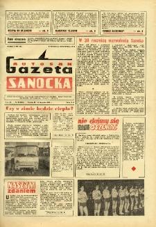 "Gazeta Sanocka ""Autosan"", 1982, nr 10"
