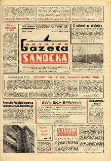 "Gazeta Sanocka ""Autosan"", 1982, nr 19"