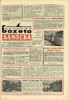 "Gazeta Sanocka ""Autosan"", 1982, nr 21"