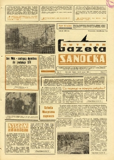 "Gazeta Sanocka ""Autosan"", 1983, nr 8"
