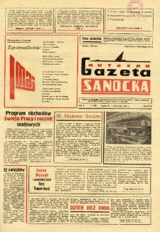 "Gazeta Sanocka ""Autosan"", 1983, nr 11"