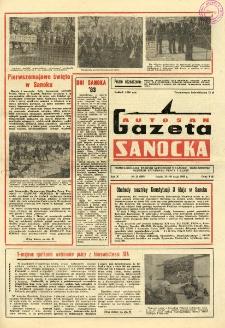 "Gazeta Sanocka ""Autosan"", 1983, nr 13"