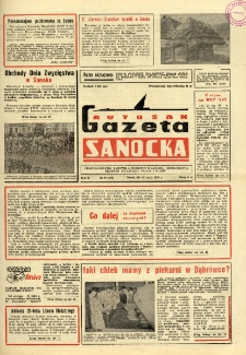 "Gazeta Sanocka ""Autosan"", 1983, nr 14"