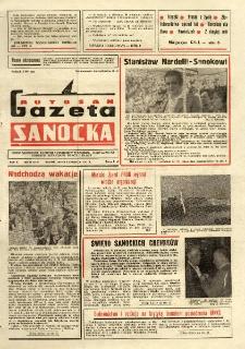 "Gazeta Sanocka ""Autosan"", 1983, nr 17"