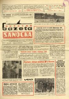"Gazeta Sanocka ""Autosan"", 1983, nr 19"
