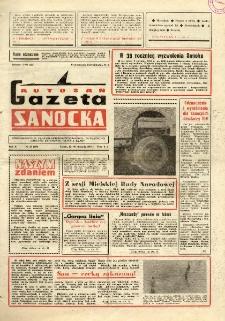"Gazeta Sanocka ""Autosan"", 1983, nr 22"
