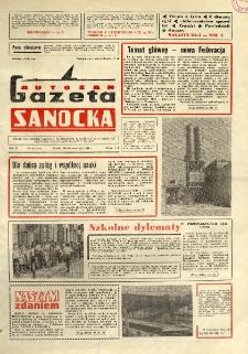 "Gazeta Sanocka ""Autosan"", 1983, nr 26"