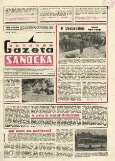 "Gazeta Sanocka ""Autosan"", 1983, nr 29"