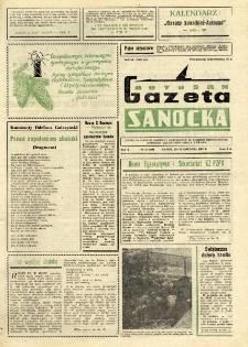 "Gazeta Sanocka ""Autosan"", 1983, nr 35"