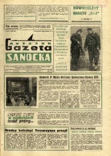 "Gazeta Sanocka ""Autosan"", 1984, nr 1"