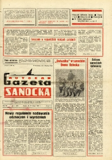 "Gazeta Sanocka ""Autosan"", 1984, nr 5"
