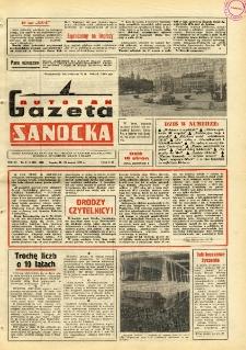 "Gazeta Sanocka ""Autosan"", 1984, nr 8-9"