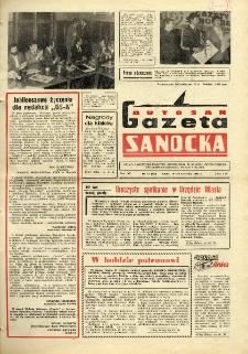 "Gazeta Sanocka ""Autosan"", 1984, nr 11"