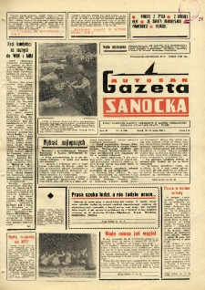 "Gazeta Sanocka ""Autosan"", 1984, nr 15"