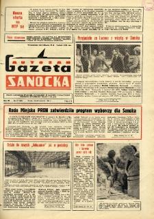 "Gazeta Sanocka ""Autosan"", 1984, nr 17"