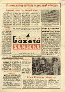 "Gazeta Sanocka ""Autosan"", 1984, nr 18"