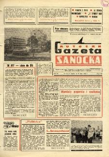 "Gazeta Sanocka ""Autosan"", 1984, nr 20"