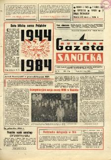 "Gazeta Sanocka ""Autosan"", 1984, nr 21"