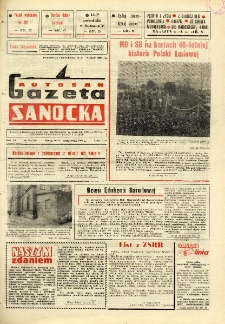 "Gazeta Sanocka ""Autosan"", 1984, nr 30"