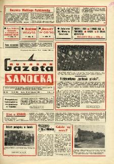 "Gazeta Sanocka ""Autosan"", 1984, nr 32"