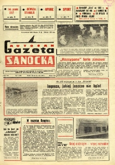 "Gazeta Sanocka ""Autosan"", 1985, nr 2"