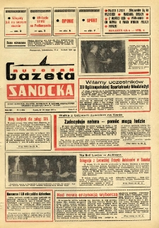 "Gazeta Sanocka ""Autosan"", 1985, nr 5"