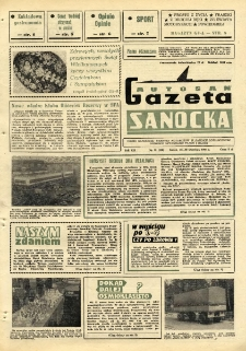 "Gazeta Sanocka ""Autosan"", 1985, nr 11"