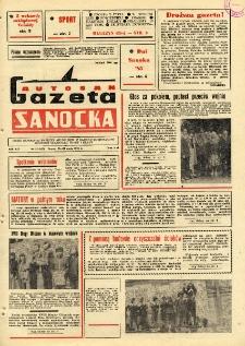 "Gazeta Sanocka ""Autosan"", 1985, nr 15"