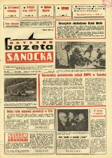 "Gazeta Sanocka ""Autosan"", 1985, nr 18"