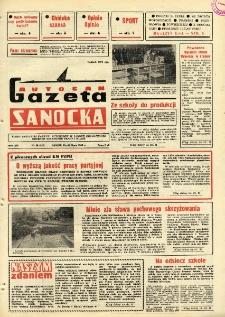 "Gazeta Sanocka ""Autosan"", 1985, nr 20"