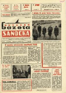 "Gazeta Sanocka ""Autosan"", 1985, nr 33"