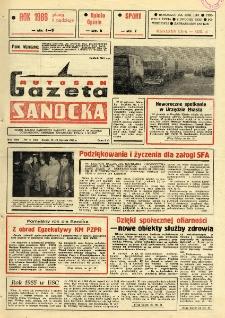 "Gazeta Sanocka ""Autosan"", 1986, nr 2"