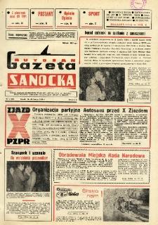 "Gazeta Sanocka ""Autosan"", 1986, nr 5"