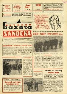"Gazeta Sanocka ""Autosan"", 1986, nr 8"
