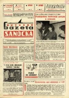 "Gazeta Sanocka ""Autosan"", 1986, nr 11"