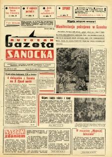 "Gazeta Sanocka ""Autosan"", 1986, nr 15"