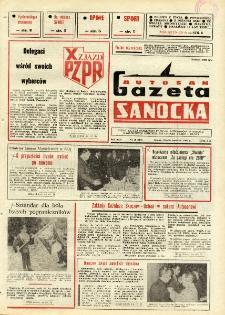 "Gazeta Sanocka ""Autosan"", 1986, nr 18"