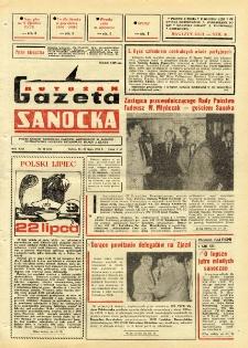"Gazeta Sanocka ""Autosan"", 1986, nr 20"