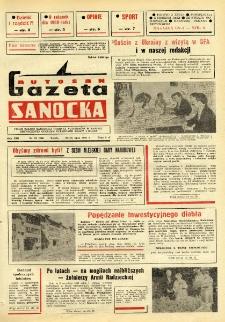 "Gazeta Sanocka ""Autosan"", 1986, nr 21"