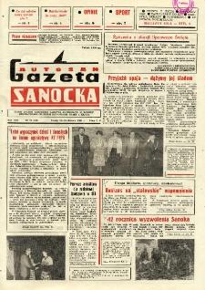 "Gazeta Sanocka ""Autosan"", 1986, nr 23"