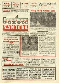 "Gazeta Sanocka ""Autosan"", 1986, nr 24"