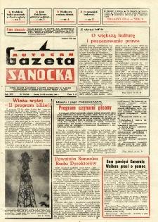 "Gazeta Sanocka ""Autosan"", 1986, nr 27"