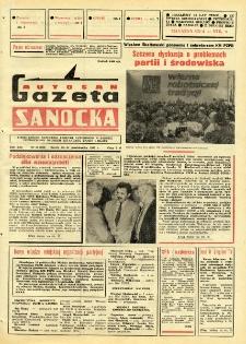 "Gazeta Sanocka ""Autosan"", 1986, nr 30"