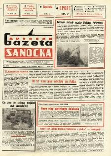 "Gazeta Sanocka ""Autosan"", 1986, nr 32"