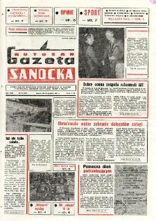 "Gazeta Sanocka ""Autosan"", 1986, nr 35"