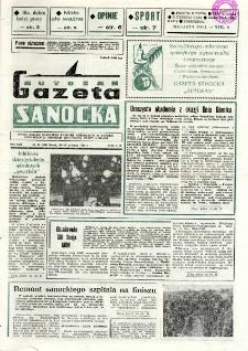 "Gazeta Sanocka ""Autosan"", 1986, nr 36"