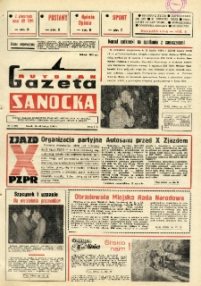 "Gazeta Sanocka ""Autosan"", 1987, nr 5"